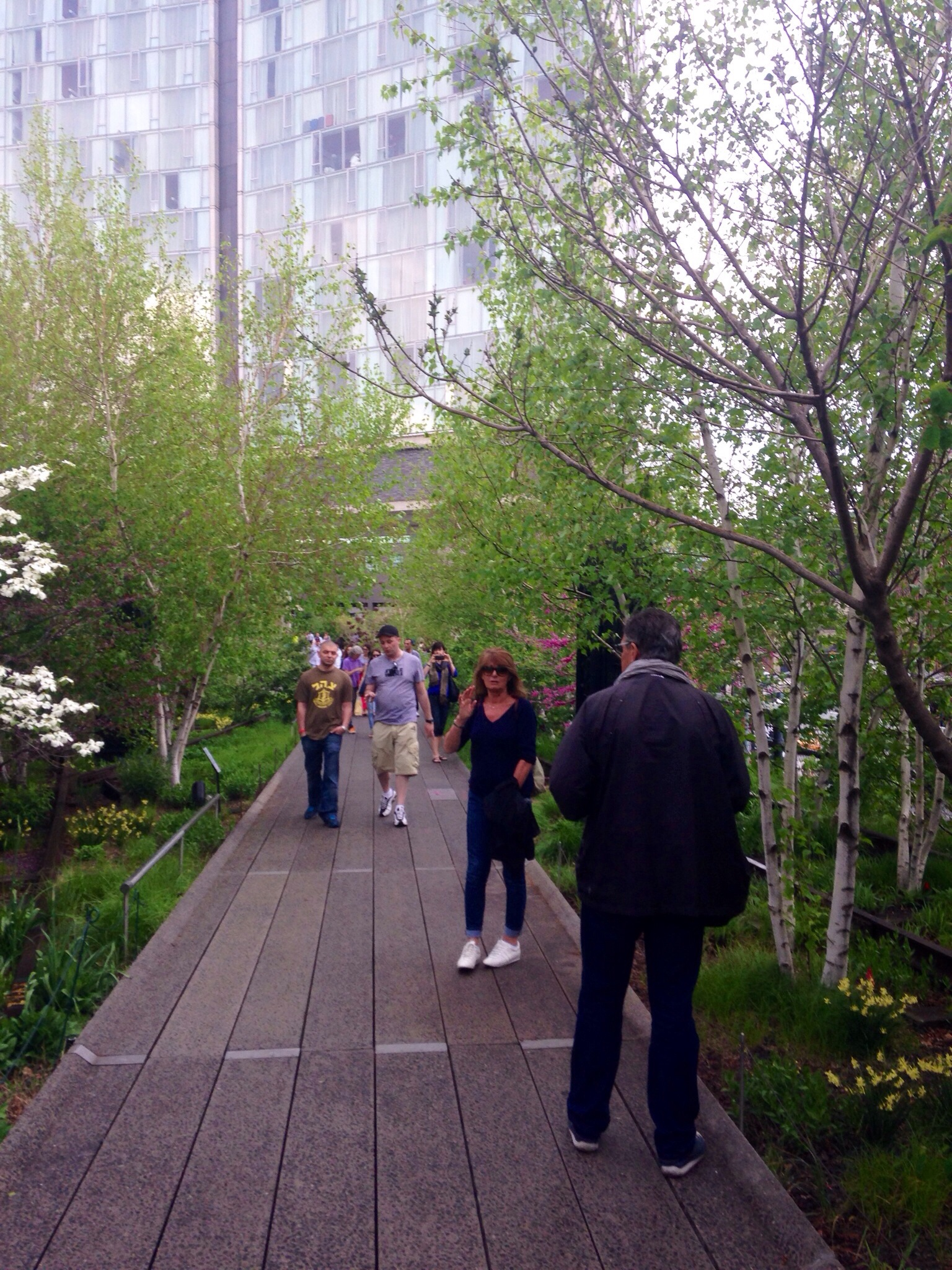 City Tip – The New York High Line